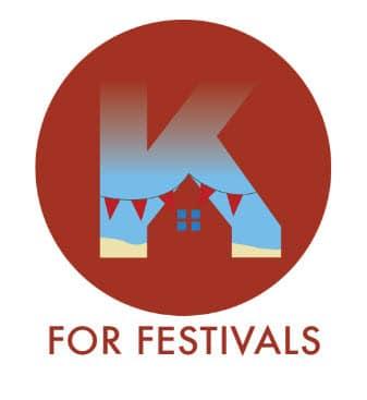 red festivals button