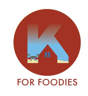 red foodies button