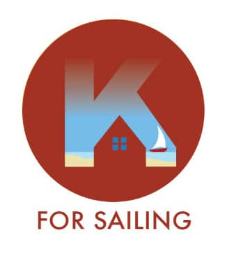 red sailing button